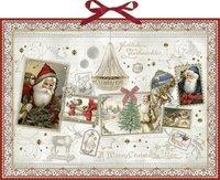 Coppenrath Weihnachtszauber Collage Adventskalender