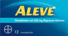 Bayer Aleve Filmtabletten (12 Stk.)