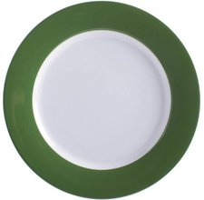 Kahla Pronto flach 23 cm smaragdgrün
