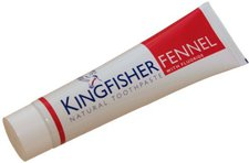 Kingfisher Natural Toothpaste Fenchel mit Fluor (100ml)