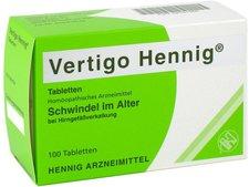 Dr. Henning Vertigo Hennig Tabletten (100 Stk.)