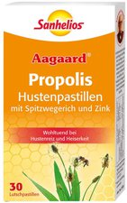 Börner Aagaard Husten Pastillen mit Propolis (30 Stk.)