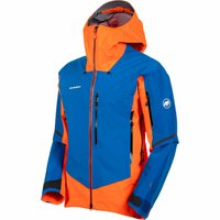 Mammut Nordwand Pro HS Hooded Jacket Men orange
