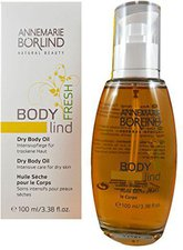 Annemarie Börlind Body Oil Lind Fresh (100ml)