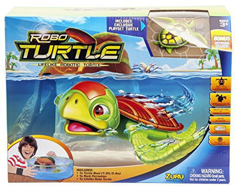 Splash Toys Robo Schildkröte Spielset