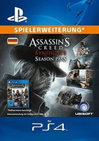 Assassin's Creed: Syndicate - Season Pass (Add-On) (PS4)