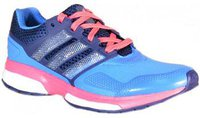 Adidas Response Boost 2.0 Techfit Women super blue/collegiate navy/super pink