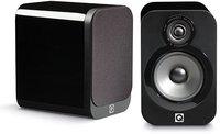 Q Acoustics 3020 schwarz