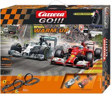 Carrera Go!!! Warm Up