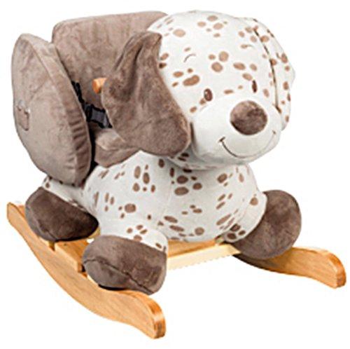Nattou Schaukeltier Max der Hund