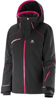 Salomon Speed Jacket W schwarz