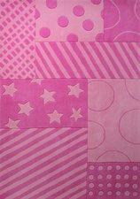 Esprit Home Stars and Stripes rosa (120x180cm)