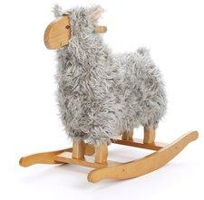 Teddykompaniet Rocking Animal Schaukeltier Lamm...