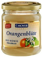 Hoyer Honig Orangenblütenhonig (250g)