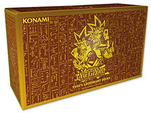 Konami Yugis Legendary Decks