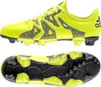Adidas X15.3 FG/AG J solar yellow/core Black/solar yellow