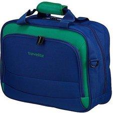 Travelite Garda Boardcase 40 cm royal blue/apple green