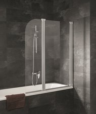 Schulte Komfort Badewannen-Faltwand 2-teilig rechts