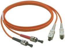 TE Connectivity LWL-Kabel ST/SC 62.5/125 OM1 2m (5349580-2)