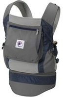 Ergobaby Carrier Performance - Two Tone Grey