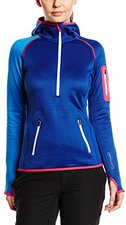 Ortovox Fleece (MI) Zip Neck Hoody Strong Blue