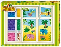 malte haaning Plastic Kreativbox Dschungel Window 2.4 (3720)