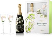 Perrier-Jouet Belle Epoque 2006 Brut Geschenkverpackung 2 Gläser 0,75l