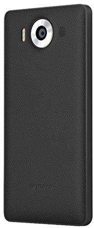 Mozo Lumia 950 BackCover schwarz
