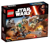 LEGO Star Wars Rebel Alliance Battle Pack (75133)