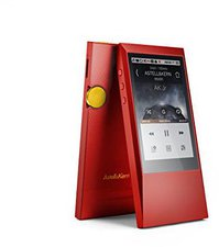 Astell&Kern AK Junior - Iconic Limited Edition rot