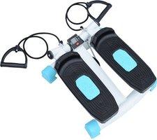 Homcom Sidestepper Mini Stepper inkl. Trainingsbänder