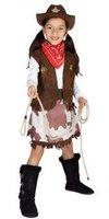 Besttoy Kinder Kostüm Cowgirl