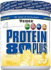 Weider Protein 80 Plus 750g Vanille
