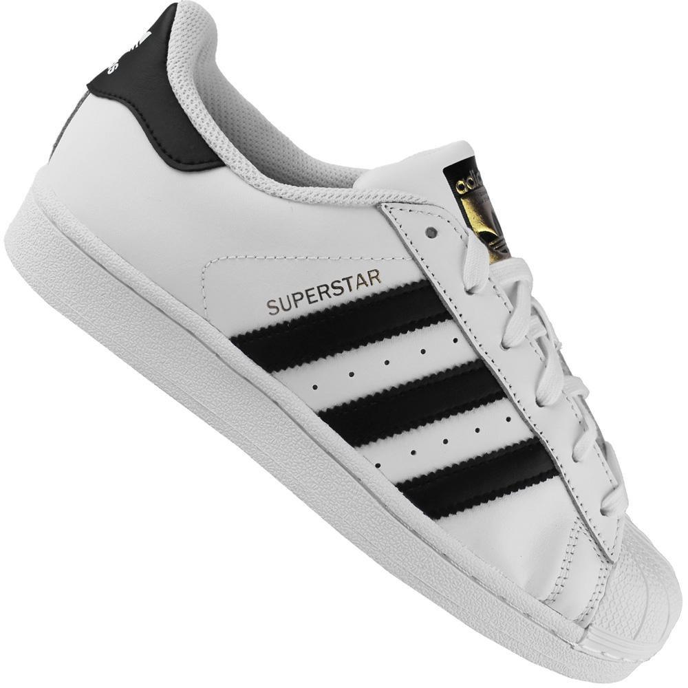 8bb507c39e77aa Adidas Superstar Junior ab 32