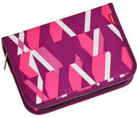 4You Etui XXL chequer pink