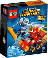 LEGO Super Heroes Mighty Micros: The Flash vs. Captain Cold (76063)