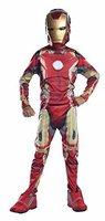 Rubies Iron Man Mark 43 Classic Avengers Kinder (3610436)