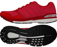 Adidas Supernova Sequence Boost 8 Men vivid red/power red/core black
