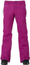 Burton Women's Society Snowboard Pant Grapeseed