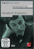 Fritz Trainer: Master Class Band 6: Anatoly Karpov (PC)