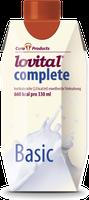CuraProducts Lovital complete Trinknahrung Basi (12 x 330 ml)