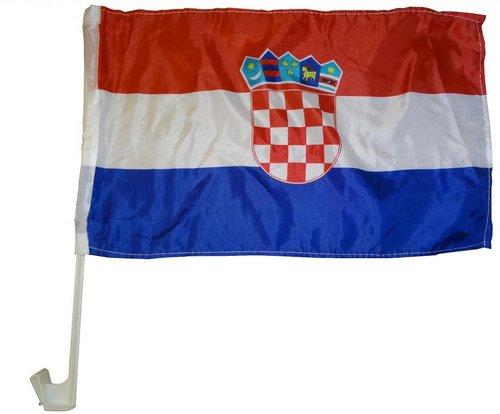 kroatien flagge kaufen g nstig im preisvergleich bei. Black Bedroom Furniture Sets. Home Design Ideas