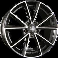 MAM Wheels A5 8x18 palladium frontpoliert