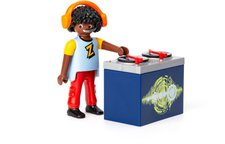 Playmobil Special Plus - DJ Z (5377)