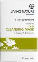 Living Nature Deep Cleansing Mask (50ml)