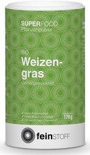 Feinstoff Weizengras Pulver bio (170 g)