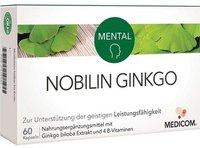 Medicom Nobilin Ginkgo Kapseln (60 Stk.)
