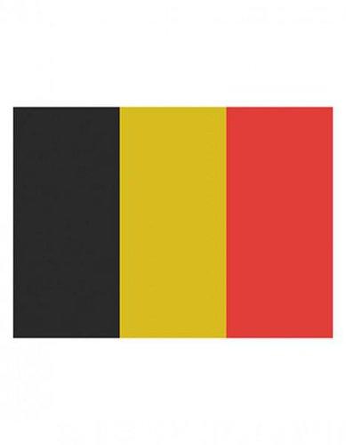 Belgien Fahne EM 2016