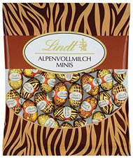 Lindt Alpenmilch Mini-Eier Animal Print (180g)