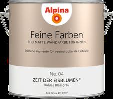 Alpina Farben Zeit der Eisblumen 2,5 l
